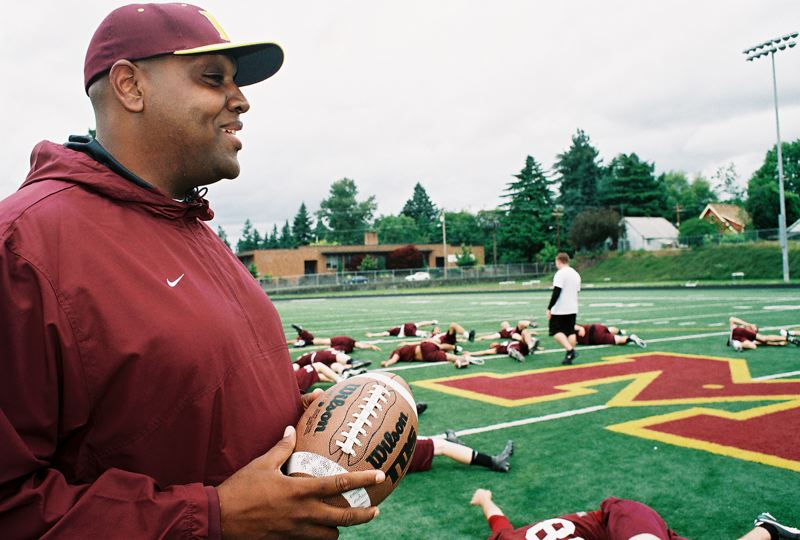 by: JOHN DENNY - Milwaukie High Schools news football coach, Don Johnson Jr., believes hes got the recipe to begin a winning tradition at Milwaukie. Milwaukie has not had a winning record in football since 1991.
