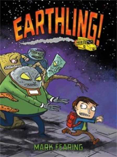 by: SUBMITTED - Mark Fearing will hold a book signing for 'Earthling!' June 30 at Green Bean Books in Portland. To read the first chapter, visit earthlingthebook.com.