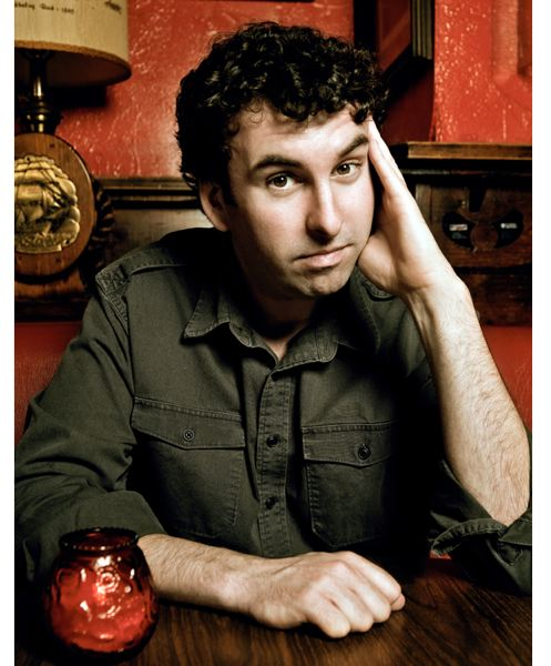 by: COURTESY OF ROBYN VON SWANK - Former Portlander Matt Braunger, 37, has a one-hour Comedy Central special coming up. He referred to his former residence in the 1980s as a city of 'hippies and murderous lumberjacks.'