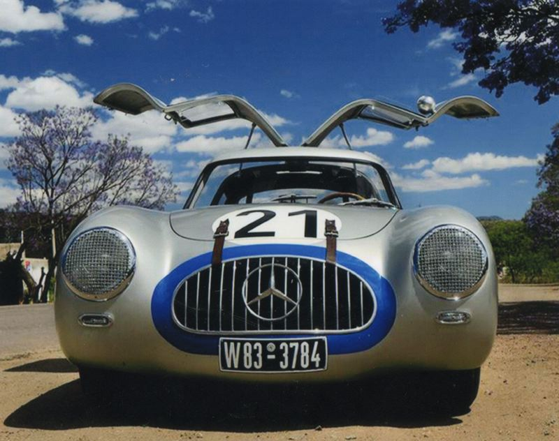 by: COURTESY PHOTO - Mercedes-