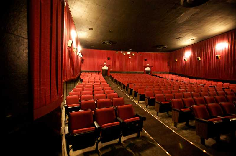 by: JAIME VALDEZ - The new Joy Cinema on Pacific Highway will show second run movies, as well as cult films.