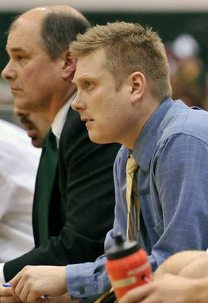 by: SUBMITTED - Cameron Turner was named assistant coach for the University of Alaska Anchorage Seawolves.