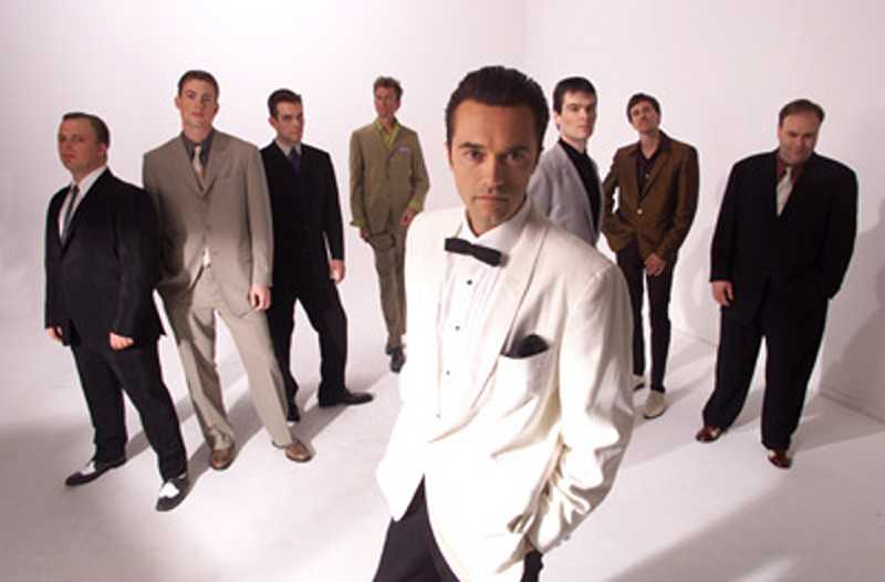 by: SUBMITTED PHOTO - The Cherry Poppin Daddies will be the headliner at Saturdays Rumble on the River. Tickets are still available to the fundraiser for the American Cancer Society.