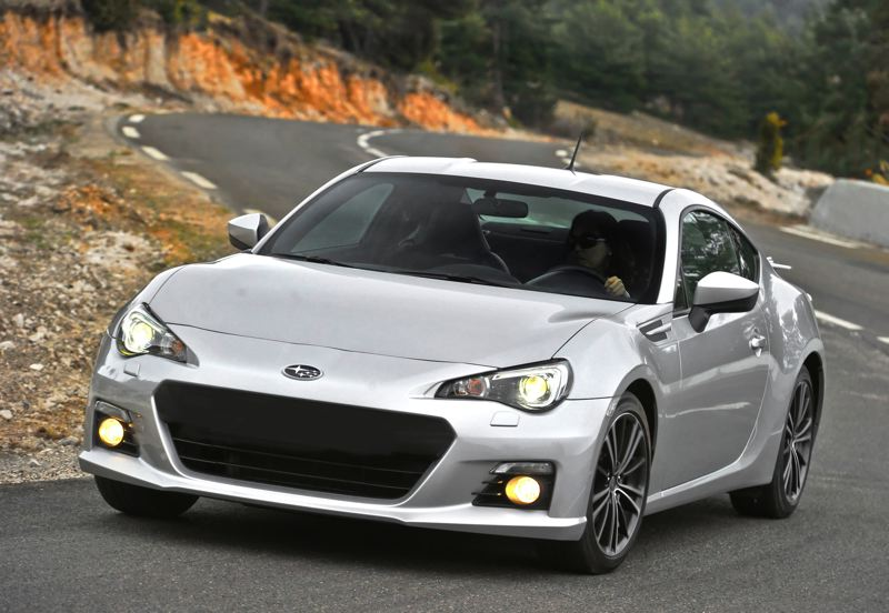 by: SUBARU OF AMERICA INC. - Crisp styling and refereshing performance should make the 2013 Subaru BRZ a hit.