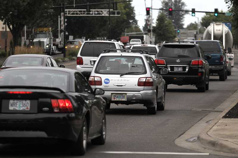 by: TIMES PHOTO: JAIME VALDEZ - Tualatin officials hope to get community feedback on about 100 proposed transportation projects through a new interactive, online map.