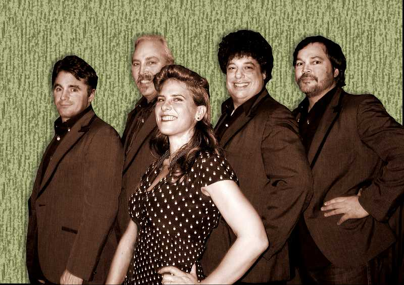 by: SUBMITTED PHOTO - Susie and the Sidecars will perform Friday at noon at Millennium Plaza Park.