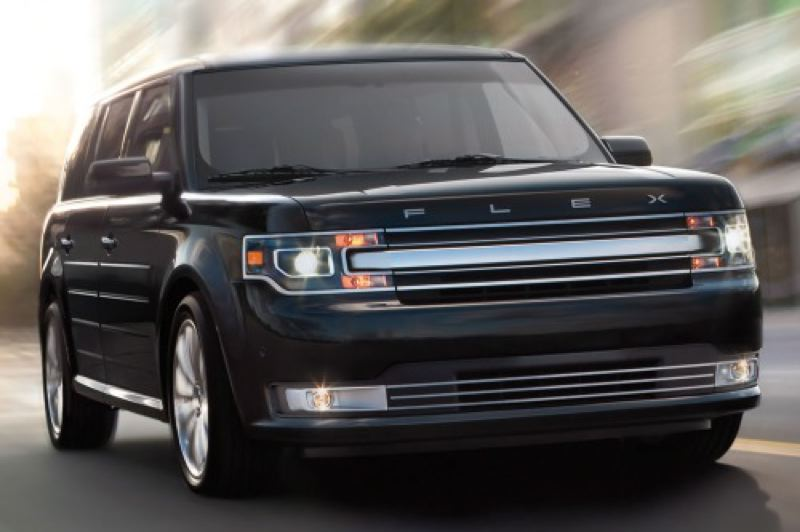 by: FORD MOTOR CO. - The redesigned 2013 Ford Flex is still well-desinged and a good alternative to minivans.