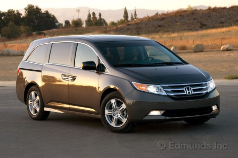 by: HONDA MOTOR CO. - Honda added a touch of flair to its proven family-hauler, the acclaimed Odyssey.