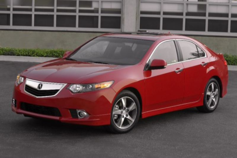 by: AMERICAN HONDA MOTOR CO.  - Special Edition package helps the 2012 Acura TSX stand out from the crowd.