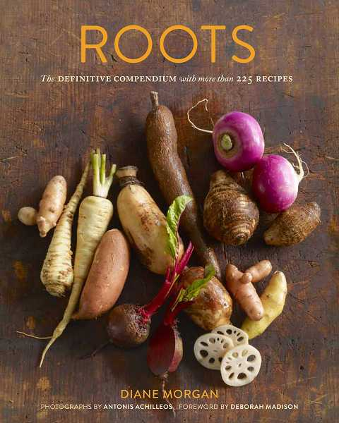 by: SUBMITTED - Diane Morgan has just released her latest cookbook, 'Roots: The Definitive Compendium with More than 225 Recipes.' She is holding a number of book signings through the area this week.
