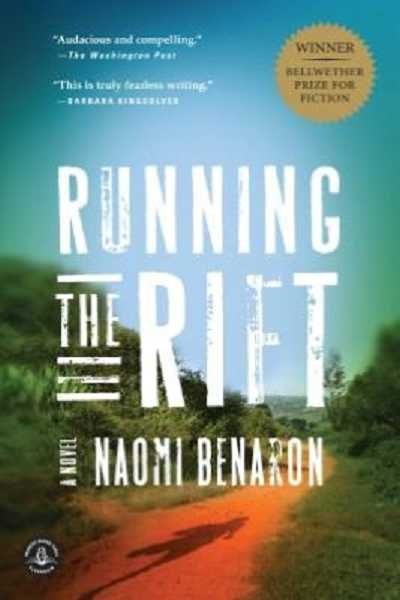by: SUBMITTED - 'Running the Rift,' a novel about a gifted Rwandan boy, has been selected for the 2013 Lake Oswego Reads program.