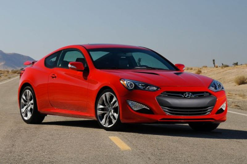 by: HYUNDAI MOTOR COMPANY - The 2013 Hyundai Genesis Coupe wants to be the center of attention and deserves serious consideration.