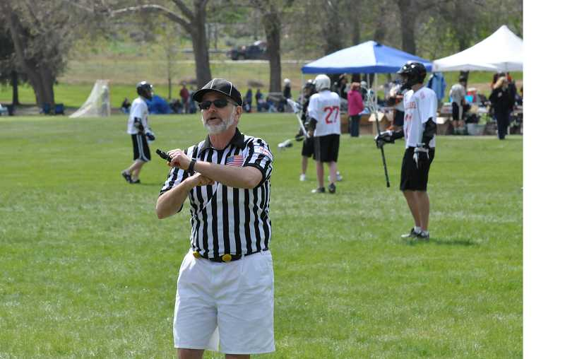 by: SUBMITTED - Frederick 'Fritz' Hayes of Lake Oswego was a well-known high school lacrosse officiant who also coached youth referees.
