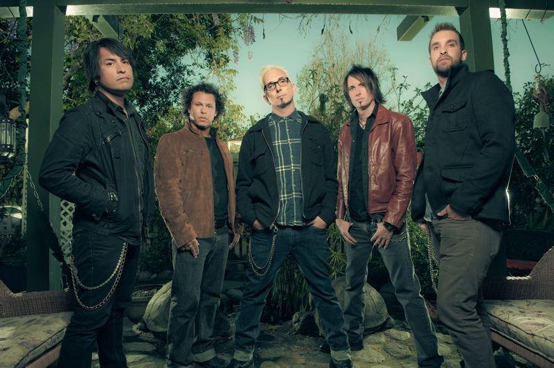 by: COURTESY OF OREGON MUSIC HALL OF FAME - Everclear and lead singer Art Alexakis (center) adoped Portland as its hometown and enters the Oregon Music Hall of Fame, along with Mark Hudson and others Oct. 6 at Aladdin Theater.