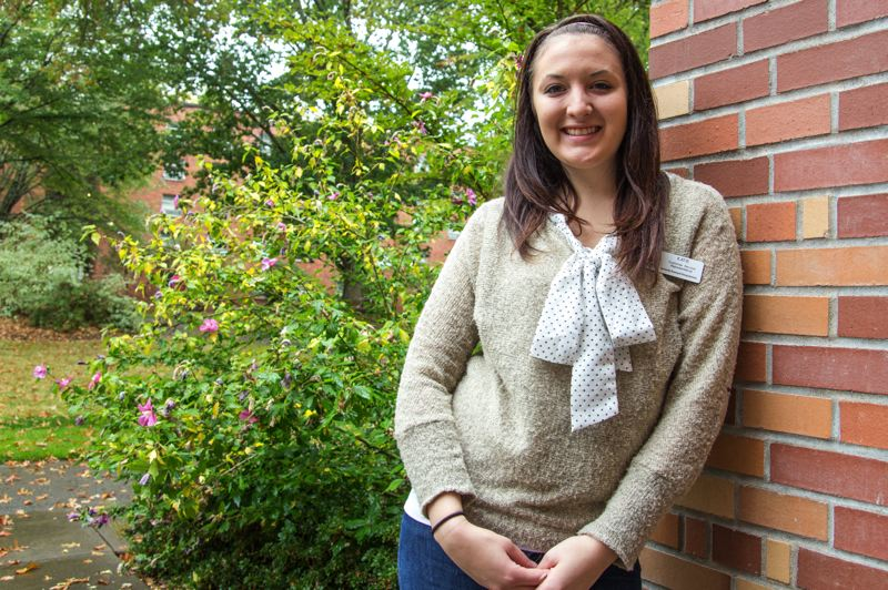 by: KAREN VAN WINKLE - Warren resident and OSU senior Katie Van Winkle used her ethical mindset to place in the first-ever Muhammad Ali Award for Writing on Ethics competition.