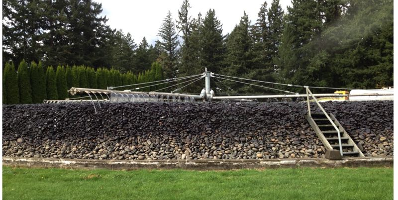 by: ESTACADA NEWS PHOTO: JEFF SPIEGEL - The Estacada Waste Water Plant, which was built in 1986, wasnt built to filter out ammonia. As of 2010, however, its a DEQ mandate and so the plant needs upgrading.