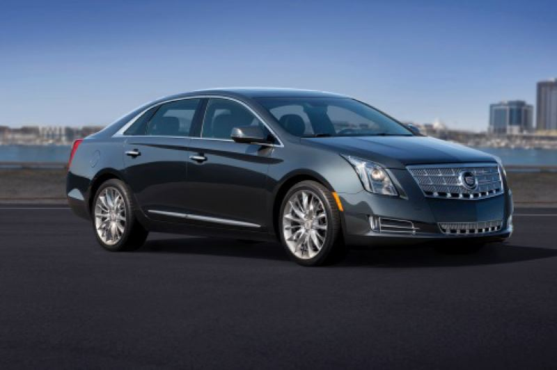 by: GENERAL MOTORS CORPORTATION - The all new Cadillac XTS is one of the best large luxury cars the company has ever produced.