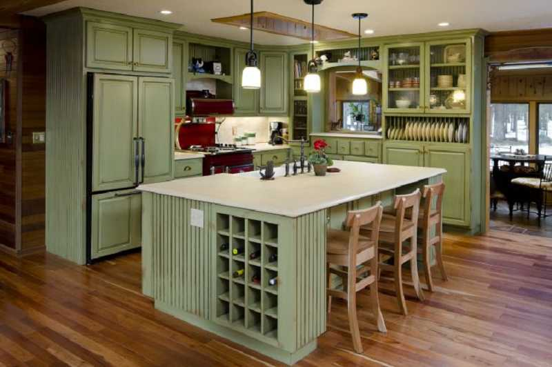 by: SUBMITTED PHOTO  - A kitchen from the Neil Kelly remodeling gallery.