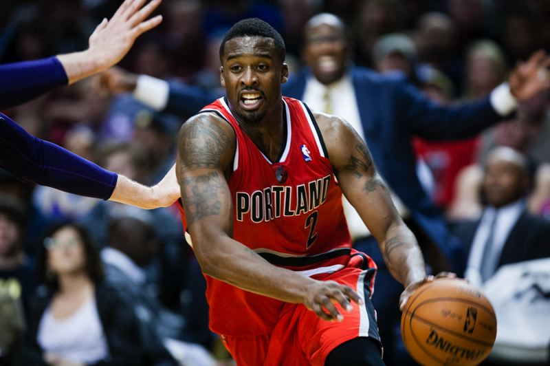 by: TRIBUNE PHOTO: CHRISTOPHER ONSTOTT - Wesley Matthews and the other starters all had impressive nights at the Rose Garden. Now the Blazers head to Oklahoma City to begin a three-game trip on Friday.