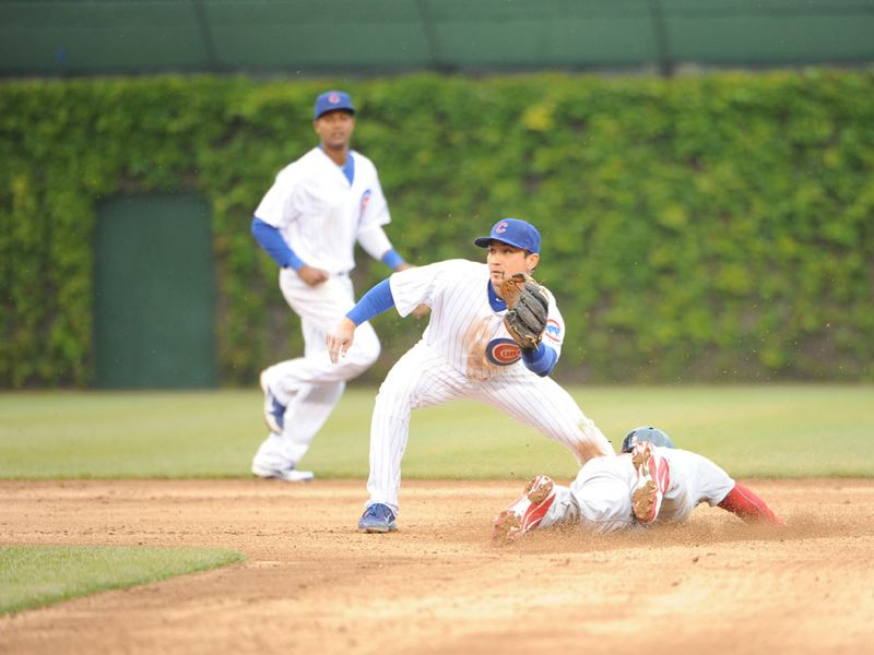 by: STEPHEN GREEN - Chicago Cubs second baseman Darwin Barney, from Southridge High and Oregon State, will be in New York on Nov. 9 to accept his Gold Glove award.