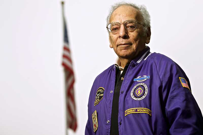 by: JAIME VALDEZ - Vietnam veteran Al Herrera will speak at closing ceremonies of the traveling Vietnam Memorial Wall on Monday at Skyline cemetery.