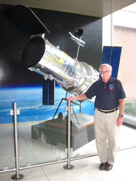 by: COURTESY OF NASA - Russell L. Werneth, an aerospace engineer at the Goddard Space Flight Center, will discuss the Hubble Space Telescope at 2 p.m. Saturday, Nov. 17, in the Hillsboro Auditorium.