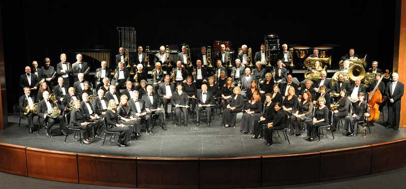 by: SUBMITTED PHOTO - Lake Oswego's Millennium Concert Band has been invited to play at the national convention of the Association of Concert Bands in San Ramon, Calif. The band will open its 2012 season with a concert and silent auction Dec. 2 at Lakeridge High School.