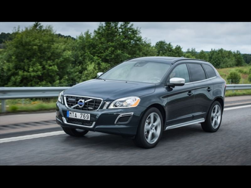 The 2013 Volvo XC60 T6 AWD competes well against the European luxury crossovers.