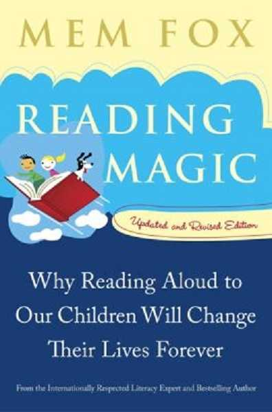 by: SUBMITTED - Check out the book check 'Reading Magic' by Mem Fox to learn more about early literacy.