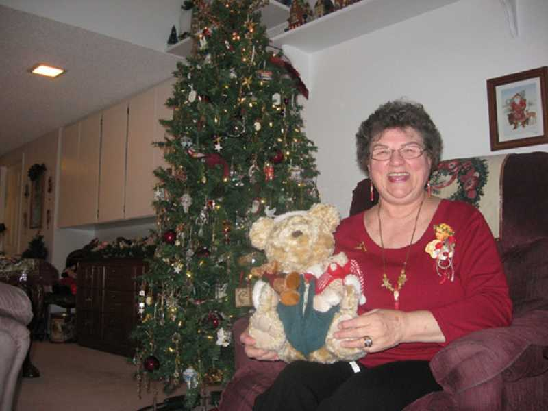 by: BARBARA SHERMAN - MAKING MEMORIES -- Dee Schiavone was inspired by her dad during her childhood to go all out for Christmas decorations, and she has been doing it ever since.