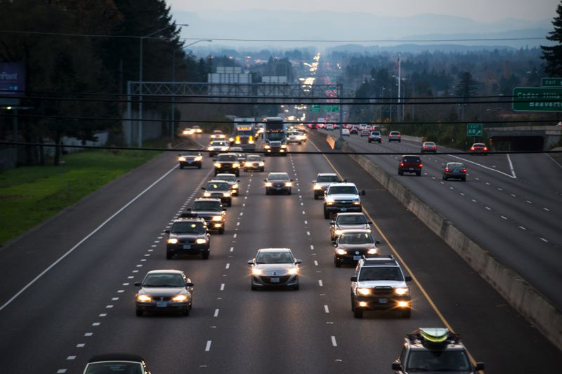 by: TRIBUNE PHOTO: CHASE ALLGOOD - The Hillsboro City Council wants the state to conduct a study of traffic congestion in an 11-county region that includes Washington County.