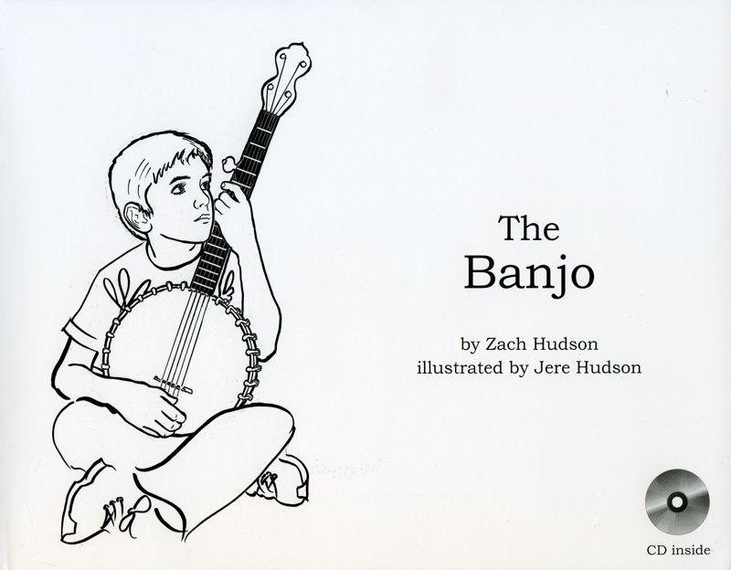 by: OUTLOOK PHOTO: JIM CLARK - Jere Hudson illustrated 'The Banjo,' which is available on Amazon.com.