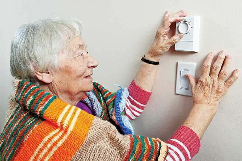 by: SUBMITTED PHOTO  - Clackamas County Social Services helps low-income households with their heating, electricity and gas costs.