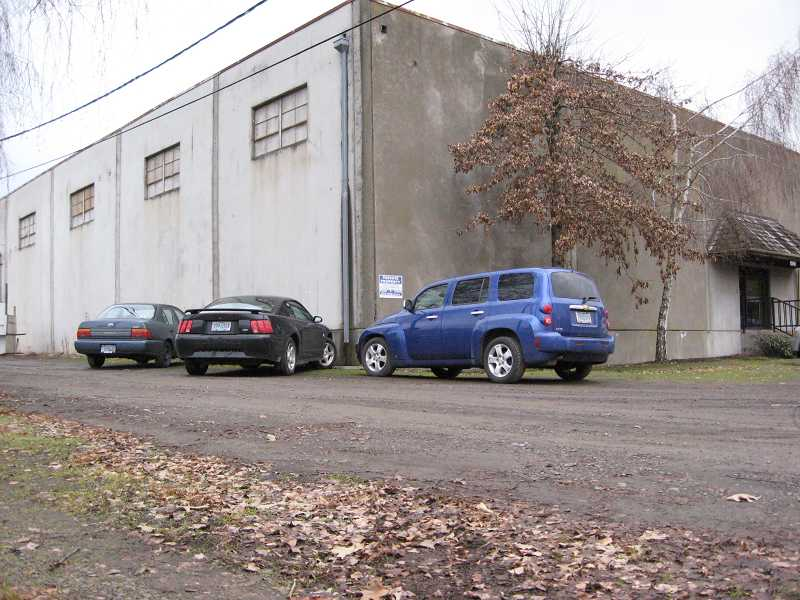 by: FILE PHOTO BY RAY PITZ - The city will immediately begin shoring up the former Machine Works building in Old Town in preparation of tearing in down in the next two months.
