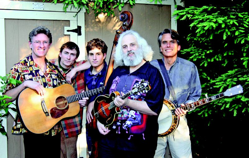 by: COURTESY OF DAVID GRISMAN - David Grisman and his band keeps accoustic bluegrass alive.