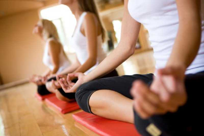 by: SUBMITTED PHOTO - Learn to meditate Jan. 12 with Lake Oswego Parks and Recreation.