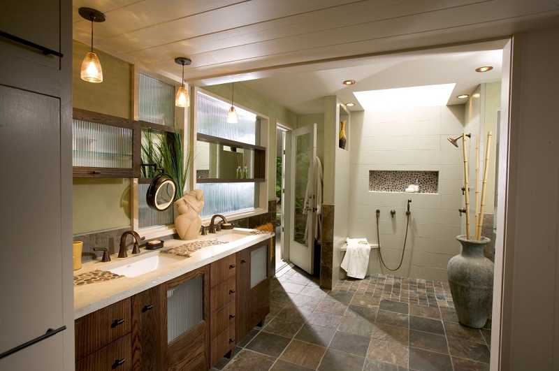 by: SUBMITTED PHOTO  - Learn about bathroom design trends and information on fixture selection from Neil Kelly Company experts.