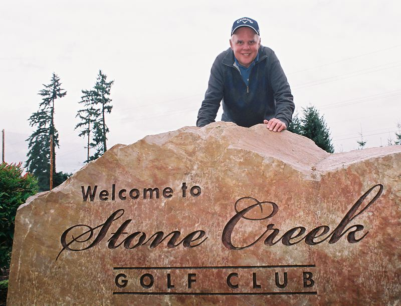 by: JOHN DENNY - Stone Creek professional Ted Westling