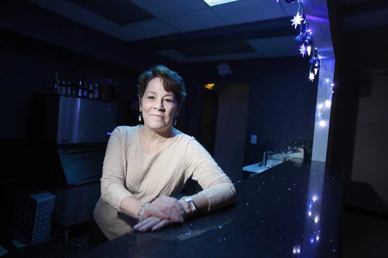 by: TIMES PHOTO: JONATHAN HOUSE - Both Roberta and her husband Lynn McKinney hope Retro Rhythm will provide an alternative in Beaverton for the clubs in downtown Portland.