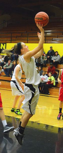by: JOHN BREWINGTON - Rianne Tupper had her best game of her career against David Douglas on Thursday night.