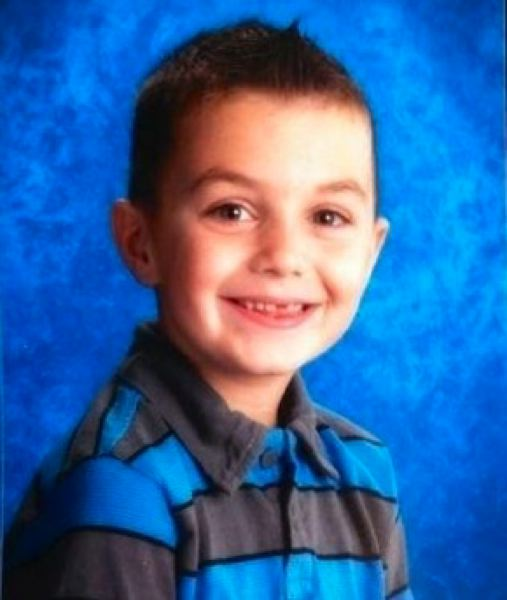 by: COURTESY: ARNTSON FAMILY - Jacob Roy Arntson, a 7-year-old Clackamas boy, died on New Years Eve after a pickup truck he was riding in with his father lost control.
