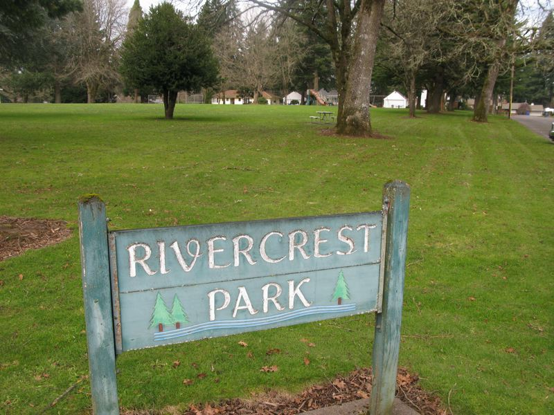 by: RAYMOND RENDLEMAN - A public restroom at Rivercrest Park will be constructed in time for summer after Oregon City commissioners set aside $299,000 for the project.