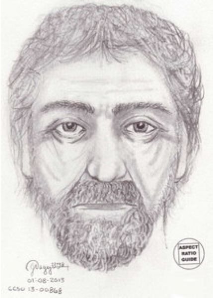 by: COURTESY: CLACKAMAS COUNTY SHERIFF'S OFFICE - A Beavercreek victim was able to work with CCSO detectives and a forensic sketch artist on Tuesday to provide a suspect description.