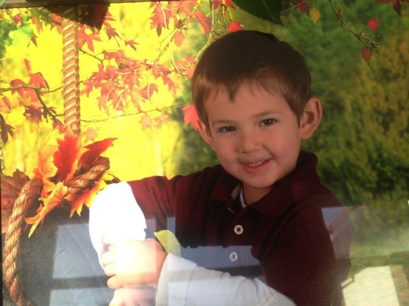 by: COURTESY - Jacob Horner, 4, will be sorely missed by his family and the community.