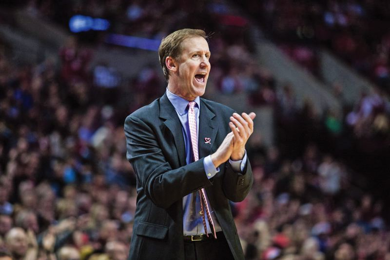 by: TRIBUNE PHOTO: CHRISTOPHER ONSTOTT - Trail Blazers coach Terry Stotts says the keys for Portland the rest of the season will be consistency, transition defense, mental toughness and focus.