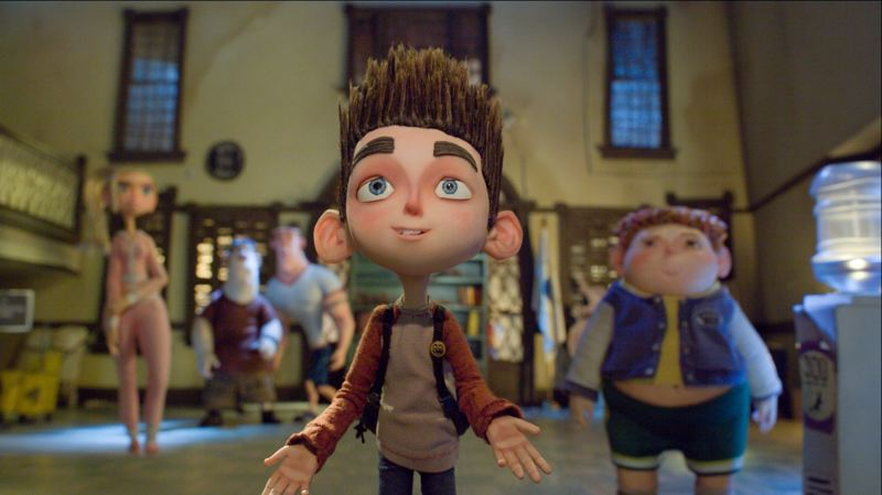 by: COURTESY OF LAIKA INC. - Norman (voiced by Kodi Smit-McPhee) leads kids from his town on an adventure in 'ParaNorman,' the new 3D stop-motion comedy from Laika Studios in Hillsboro and Focus Features. The film directed by Sam Fell and Chris Butler earned an Oscar nomination in the Best Animated Film category.