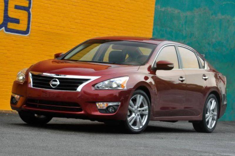 by: NISSAN MOTORS CORPORATION USA - The 2013 Nissan Altima can easily be mistaken for a more expensive sedan.