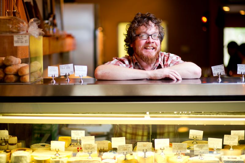 Steve Jones, owner of the Cheese Bar in Southeast Portland, will discuss how to start an artisan food business at the upcoming FoodWorx Conference in Portland.