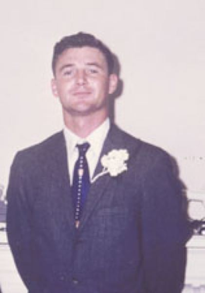 James (Jim) Harvey Peery