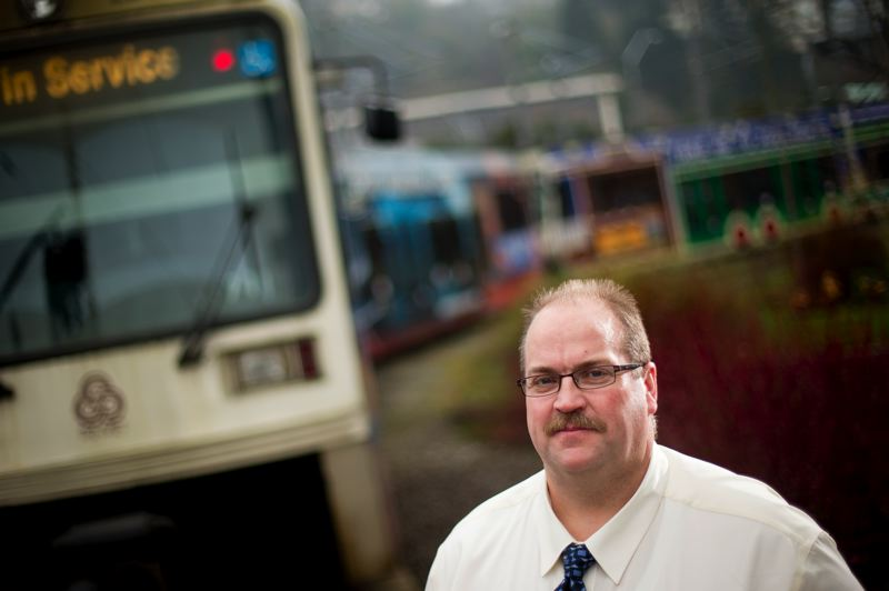 by: CHRISTOPHER ONSTOTT - With six months on the job, Amalgamated Transit Union 757 president Bruce Hansen will eventually head up contract negotiations with TriMet. The union's positions suggest cutting management compensation rather than employees paying more into their benefits.